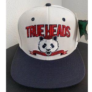 LRG CAP HAT SNAPBACK LIFTED RESEARCH PANDA WHITE